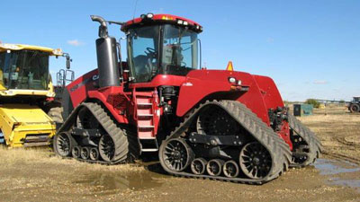 Detail photo of 2011 Case IH 550Q from Construction Equipment Guide