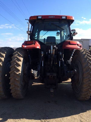 Detail photo of 2009 Case IH PUMA195 from Construction Equipment Guide