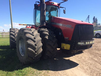Detail photo of 2006 Case IH 480W from Construction Equipment Guide