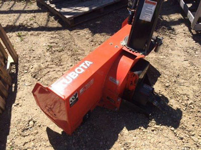 Detail photo of 2014 Kubota BX2670 from Construction Equipment Guide