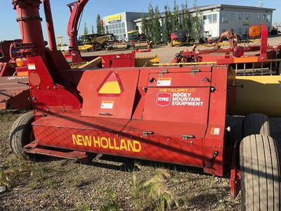 Detail photo of 2003 New Holland FP240 from Construction Equipment Guide