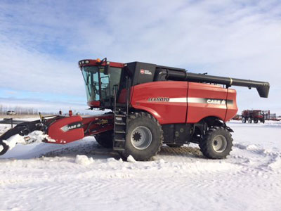 Detail photo of 2004 Case IH 8010 from Construction Equipment Guide