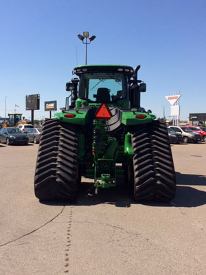Detail photo of 2017 John Deere 9620RX from Construction Equipment Guide