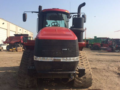 Detail photo of 2016 Case IH 470Q from Construction Equipment Guide