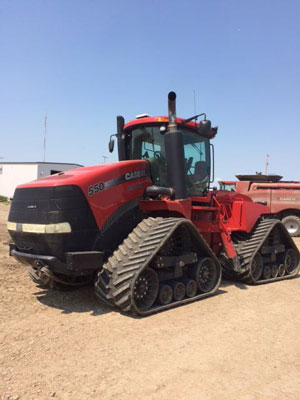 Detail photo of 2013 Case IH 550Q from Construction Equipment Guide