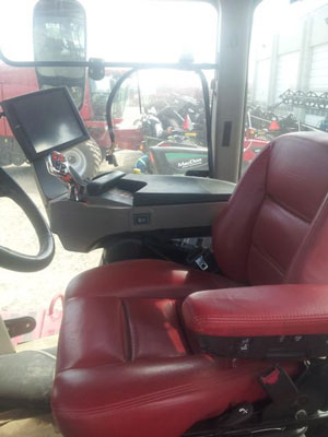 Detail photo of 2016 Case IH 620Q from Construction Equipment Guide