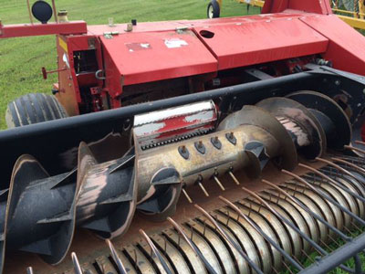 Detail photo of 2006 Case IH FHX300 from Construction Equipment Guide