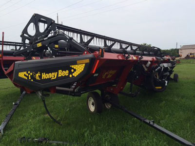 Detail photo of 2014 HONEY BEE 4036 from Construction Equipment Guide