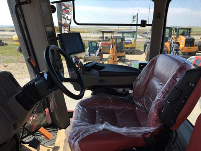 Detail photo of 2016 Case IH 580Q from Construction Equipment Guide