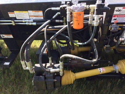 Detail photo of 2009 HONEY BEE SP30 from Construction Equipment Guide