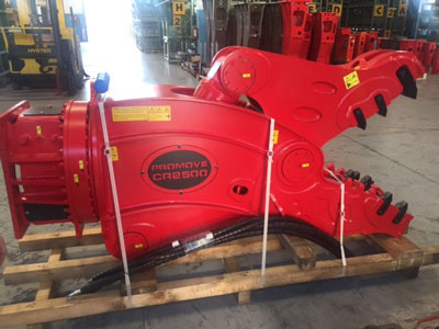 PROMOVE CR2500 Rotating Pulverizer - New