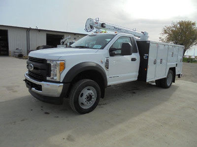 2018 FORD F-550XL Super Duty-New 4X2 A