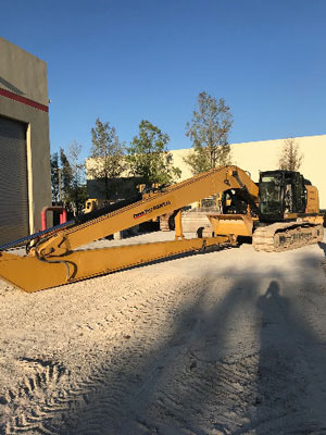 2014 CATERPILLAR 329EL Long Reach