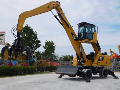 2017 CATERPILLAR MH3024