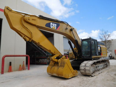 2015 CATERPILLAR 349FL