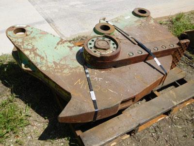 CATERPILLARMP20 Tank Shear Jaw Set