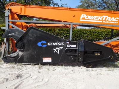 GENESISGXP700R Mobile Shear