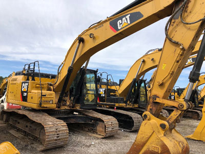 2015 CATERPILLAR 329FL