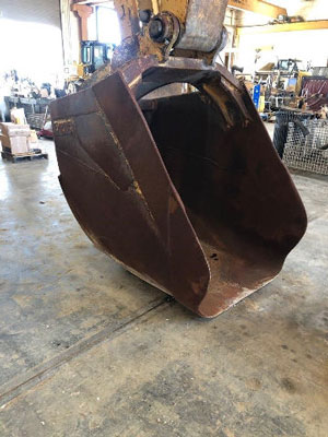 CATERPILLAR 330C Bucket 44X50 HCRB