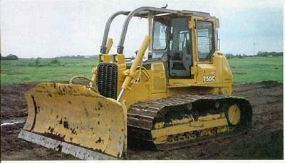Detail photo of 2004 John Deere 750C LGP from Construction Equipment Guide