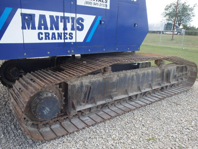 Detail photo of 2010 Mantis 6010 from Construction Equipment Guide