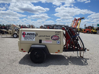 Detail photo of 2012 Ingersoll Rand P185WJD from Construction Equipment Guide