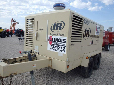 Detail photo of 2010 Ingersoll Rand XP825WCU from Construction Equipment Guide