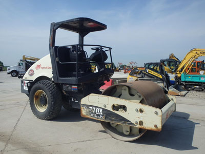 Detail photo of 2007 Ingersoll Rand SD77DX from Construction Equipment Guide