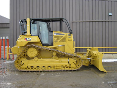Detail photo of 2007 Caterpillar D6N from Construction Equipment Guide