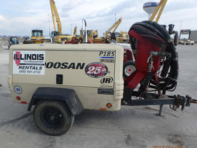 Detail photo of 2012 Doosan P185WJD from Construction Equipment Guide
