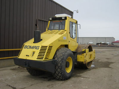 Detail photo of 2007 Bomag BW 213 DH-3 from Construction Equipment Guide