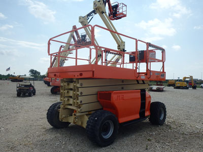 Detail photo of 2008 JLG 4394RT from Construction Equipment Guide