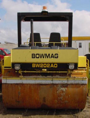 Detail photo of 1990 Bomag BW202 from Construction Equipment Guide