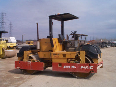 Detail photo of 1992 Dynapac CC211 from Construction Equipment Guide