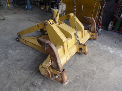 CATERPILLAR D6R /D6T Ripper, MS