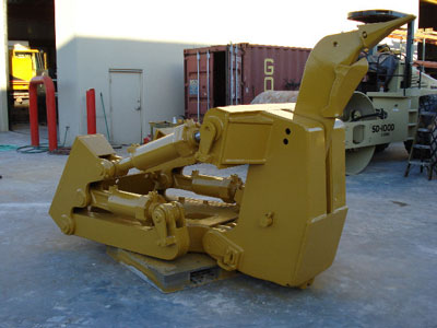 CATERPILLAR D8T/R/N Ripper, S/S