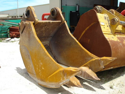 CATERPILLAR 385BL/CL Bucket, HD-  Rock Ripping, 47