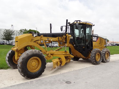 2008 CATERPILLAR 140M VHP