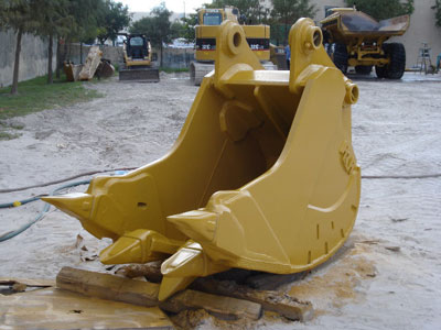 CATERPILLAR 349EL, Bucket, SD Rock ,39