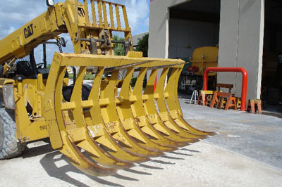 CATERPILLAR 950H, 950G, 962G, Rake, Loader