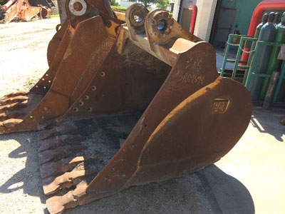 CATERPILLAR324DL, 325DL, Bucket  GP 54''