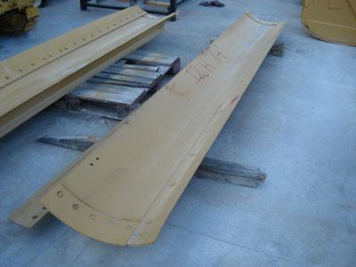 CATERPILLAR12H/ 140H Moldboard, 12'