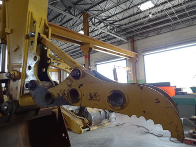 CATERPILLAR 330DL/CL, Thumb 72