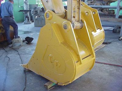 CATERPILLAR320C, Bucket SDR  30
