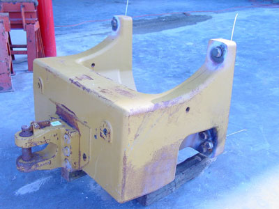 CATERPILLAR D8T Counterweight, Rear