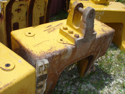 CATERPILLAR D8R / N Counterweight, Rear