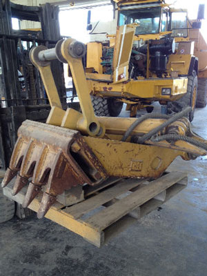 CATERPILLAR 320C/DL Thumb, Hydraulic