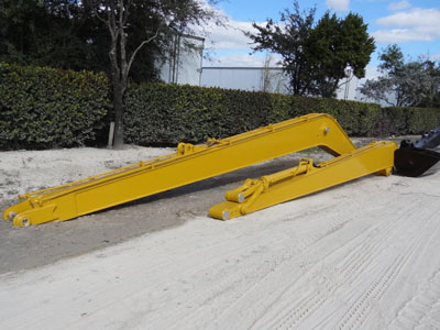 LONGREACH For Komatsu PC200LC-6/7/8, 50' - New
