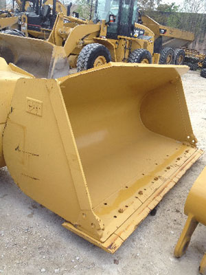 CATERPILLAR 950G II / 950H GP BUCKET