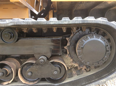 Detail photo of 2012 Morooka MST2200VD from Construction Equipment Guide